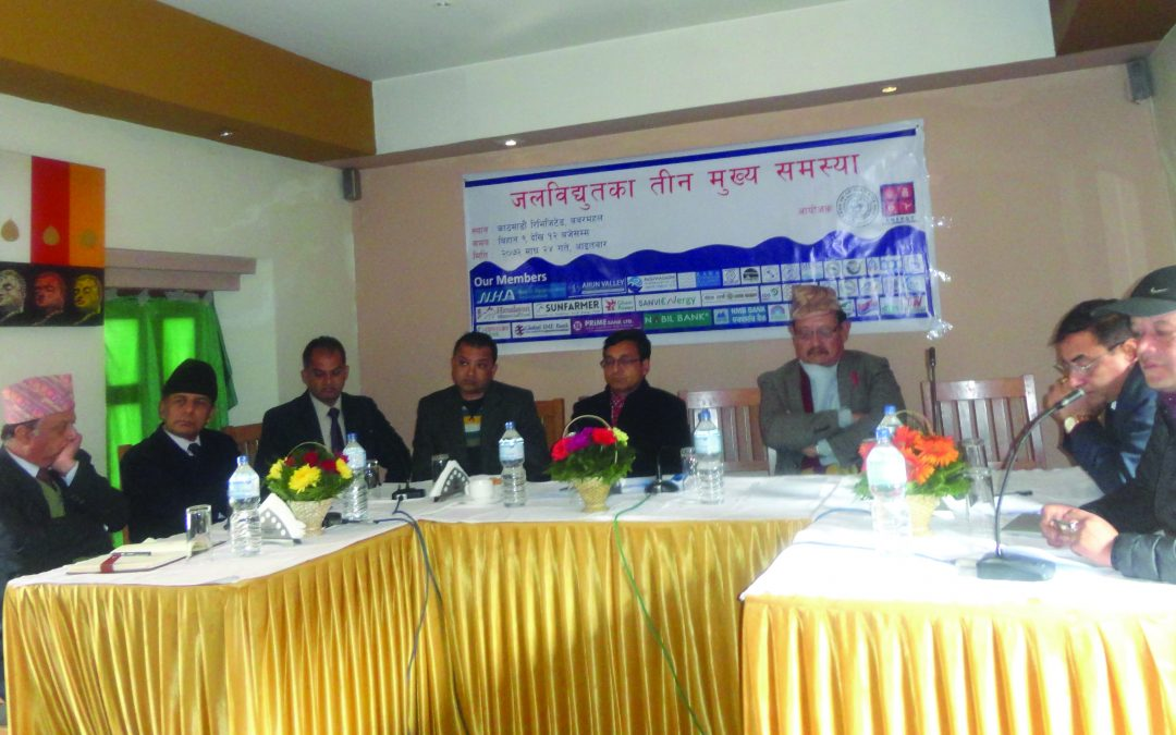 3 Main Obstacles to Hydropower in Nepal